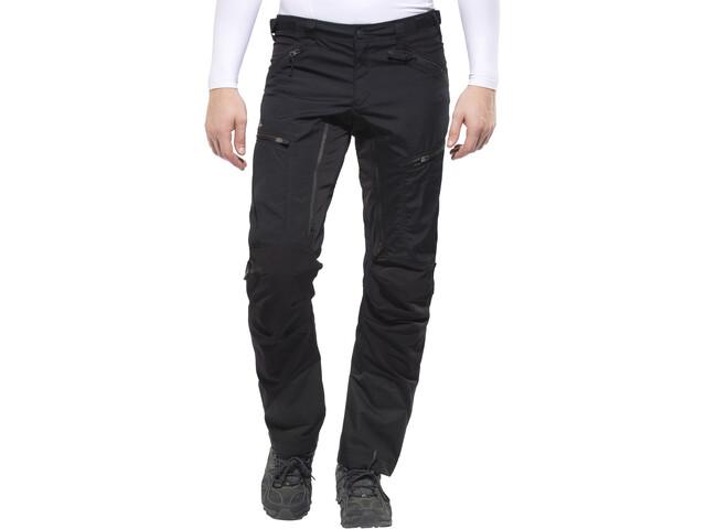 Lundhags Makke - Pantalones Hombre - regular negro